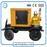 Fabricante de lixo móveis Desidratação de ferragem da bomba diesel de autoatendimento