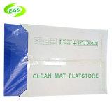De wasbare Cleanroom ESD Rubber Kleverige Mat van pvc voor Verkoop, 18*36/24*36/26X45,