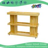 유치원 이동할 수 있는 나무로 되는 예술은 공급한다 저장 내각 (HG-4504)를