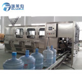 Frasco de 5 galões automática máquina de enchimento/ 20L de água da máquina de embalagem