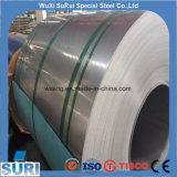 Bobina No. 4/8K 316 del acero inoxidable con la película del PVC