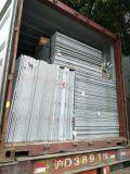 Панель украшения материальная алюминиевая составная (ALB-055)