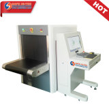 Bagagem do varredor do raio X da segurança e fábrica de máquina SA6550 da seleção da inspeção do pacote