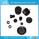 Cliché panoramique objectif CCTV pour une vue complète de surveillance