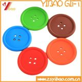 Пурпуровая циновка чашки Silicome для выдвиженческих подарков (YB-CM-09)