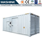 50kVA 80kVA 100kVA 125 KVA-Generator-Diesel für Verkauf - Cummins angeschalten