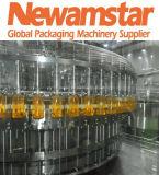 Newamstar Rinser/remplissage/capsuleur Monoblock pour la chaîne de production d'eau potable