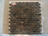 Белый/черный/желтый/серый /красный гранит и мрамор/травертина/Quartz каменной мозаики плитки на пол и стены/ванная комната и кухня