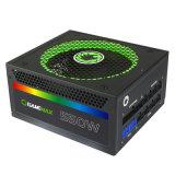 RGB Lightinf 팬, Switch의 수동 제어를 가진 Gamemax 550W 전력 공급