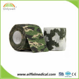 Samenhangende Verband van de Camouflage van de Leverancier van fabrikanten het Elastische Niet-geweven