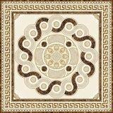 花模様のカーペットのタイルの磨かれた水晶陶磁器の床タイル1200X1200mm (BMP09)