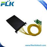 ネットワークのための1*2/4/8光ファイバLgxボックスまたはカセットPLCのディバイダー