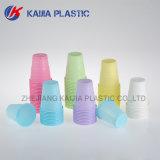 5oz copo plástico de cor branca