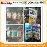 2016最上質のPEテープBebetoosの多彩で使い捨て可能な赤ん坊のおむつ