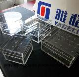 La Chine Fabrication fleur acrylique Case personnalisé avec logo