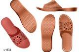 Высокотехнологичные сандалии тапочки PVC отливая машину в форму ботинка
