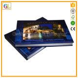Alto servicio de impresión del libro de Hardcover de Qaulity (OEM-GL004)