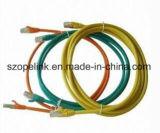 Het optische Koord van het Flard voor Communicatie van CATV & van de Vezel Systemen