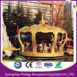 2017 Carrusel de la Venta Caliente del Parque de Atracciones Rayal para la Promoción