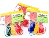 Ratón del juguete del animal doméstico para los cabritos/los juguetes de goma del perro/el juguete chillón del ratón del gato