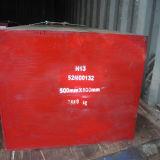 Produits en acier de SKD62 DIN1.2605