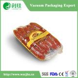La saucisse de viande sac rétractable