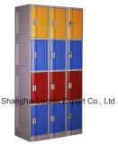Armadio di plastica di marca 4 dell'armadio dell'ABS esperto dei portelli (LE32-4)