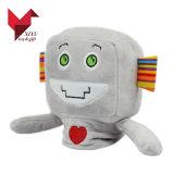 Het Speelgoed van de pluche/de Zachte Grappige Mascotte van het Speelgoed voor de Jongen van de Baby