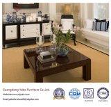 セットされる白い居間の家具のための現代ホテルの家具(YB-S-12)