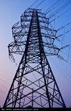 стальная башня передачи силы 400kv