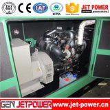 Motor do motor Diesel do fabricante de China 100 quilowatts do tipo Soundproof geradores
