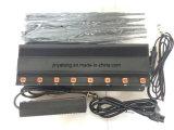 GPS/van de Hoge Macht van de Antennes van de hoge Macht 20W 8 de Stoorzender van het Signaal van WiFi/315/433 rf