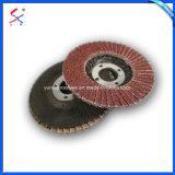 Volet mini disque pour métal avec un chiffon de zircone