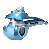 Venta caliente V&G cabello Plancha y moldeador pelo azul LCD moldeador
