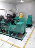 Des Ricardo-elektrischer Dieselgenerator-75kw leiser Motor Generator-des Set-4-Stroke