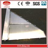 Façade en aluminium mur rideau de la construction de matériaux de construction pour les centres commerciaux