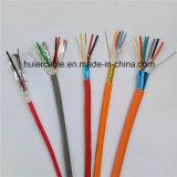 Многократная цепь вырезает сердцевина из кабеля охранной сигнализации для системы безопасности (2C/4C/6C/8C)