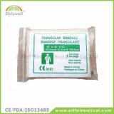 Atadura triangular Emergency do algodão não tecido médico