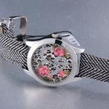 Neue Art-Form-Leder-Band-Armbanduhr-Uhr-vollständige Verkäufe