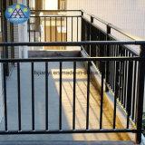 Seguridad de fácil ensamblaje Anti-Climb valla cercas