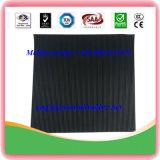 Antislip EPDM/SBR/нитриловые/неопреновые/природных ребристую войлочную ленту резиновую прокладку пол