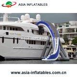 Freestyle Cruiser insufláveis gigantes escorregas de água transforma seu Yacht em um parque aquático para Adulto
