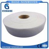 Prodotto non intessuto puro di Spunlace del cotone