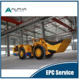 Alhd2 verwendete allgemein Dieseleingabe-Ladungs-Speicherauszug LHD