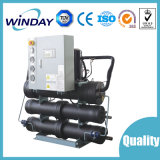 Refrigerador de refrigeração água do parafuso para a medicina (WD-500WC)