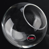 Ultra Clear-Transparent Globo de vidrio soplado para lámparas de pared I072