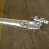 Paréntesis diagonal de acero de la abrazadera del andamio del HDG para el andamio de Cuplock