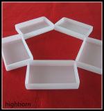 стеклянная тара кремнезема 120X80mm квадратная опаковая