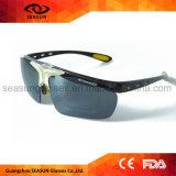 Наградной Tac поляризовывал анти- Riding миопии скрестов UV400 управляющ солнечными очками Flip Sunglass