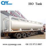 20FT Lachs/Lin/Lar/Lco2/LNG GB/En kälteerzeugender ISO-Standardsammelbehälter